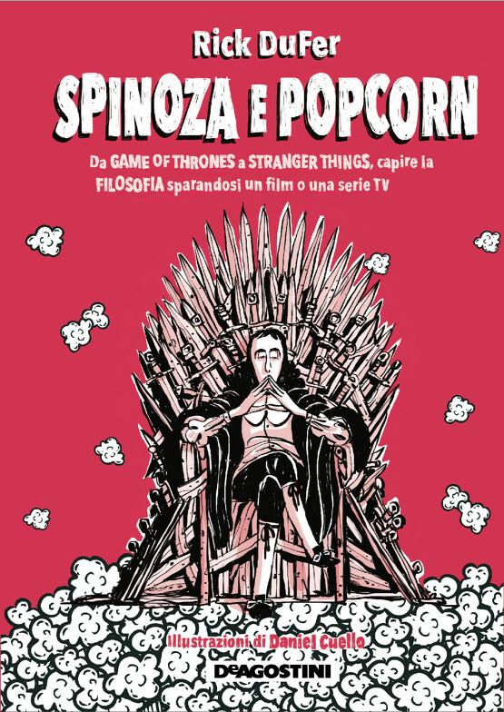 Spinoza e popcorn Book Cover