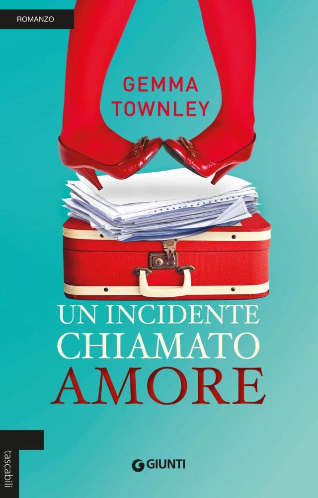 Un incidente chiamato amore Book Cover