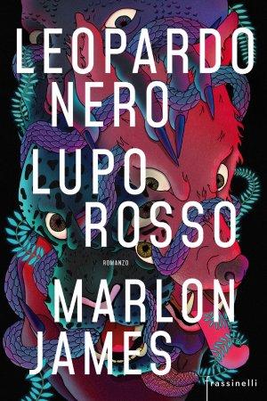 Leopardo nero, lupo rosso Book Cover