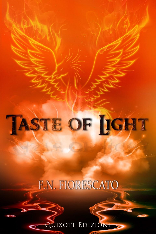 Taste of Light Book Cover