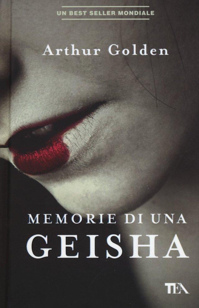 Memorie di una geisha Book Cover