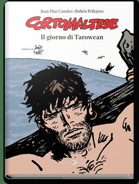 Corto Maltese: Il giorno di Tarowean Book Cover
