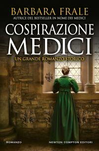 Cospirazione Medici Book Cover