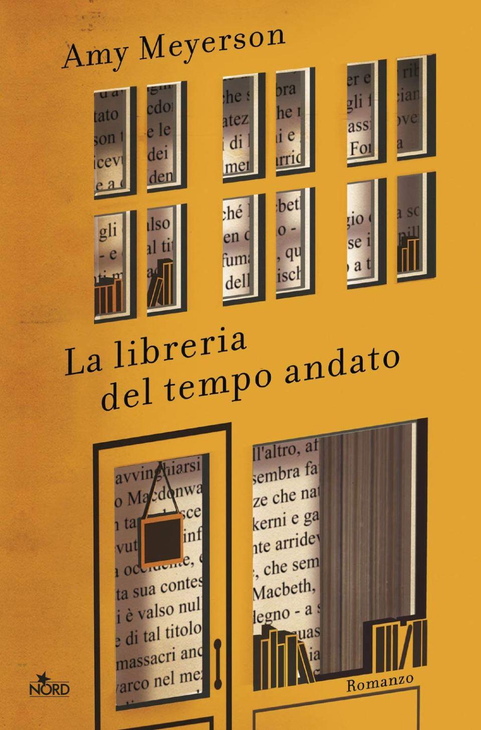 La libreria del tempo andato Book Cover