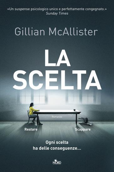 La scelta Book Cover