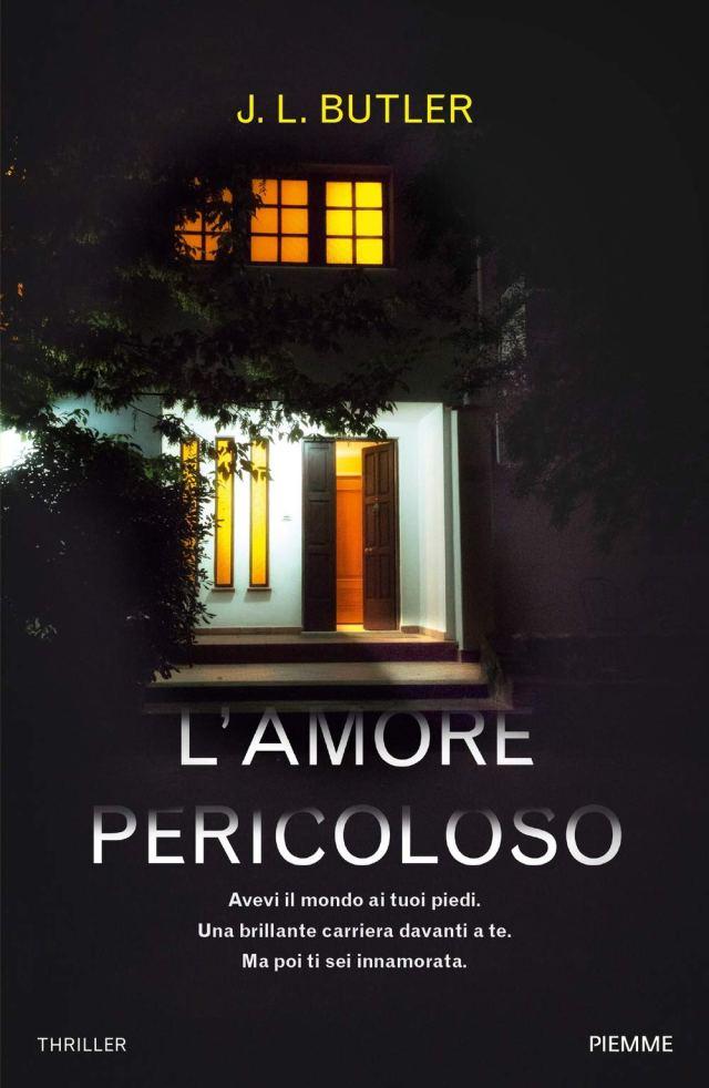 L'amore pericoloso Book Cover