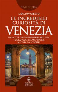 Le incredibili curiosità di Venezia Book Cover