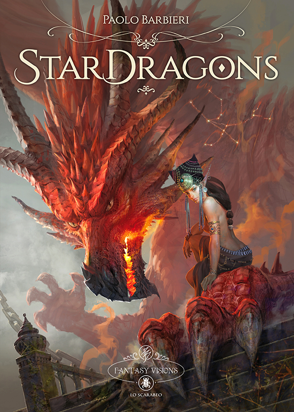 StarDragons Book Cover