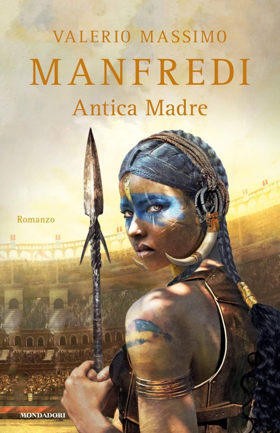 Antica Madre Book Cover