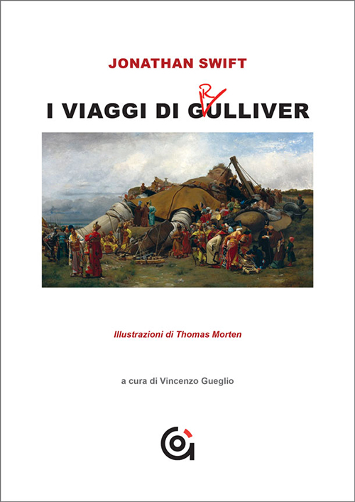 I viaggi di Grulliver Book Cover