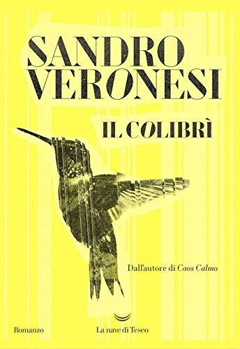 Il colibrì Book Cover