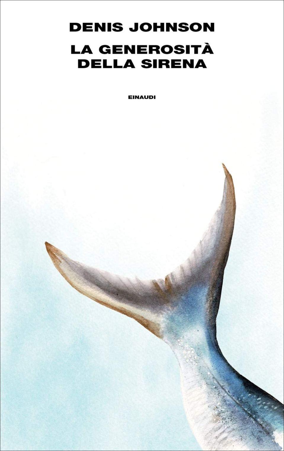 La generosità della sirena Book Cover