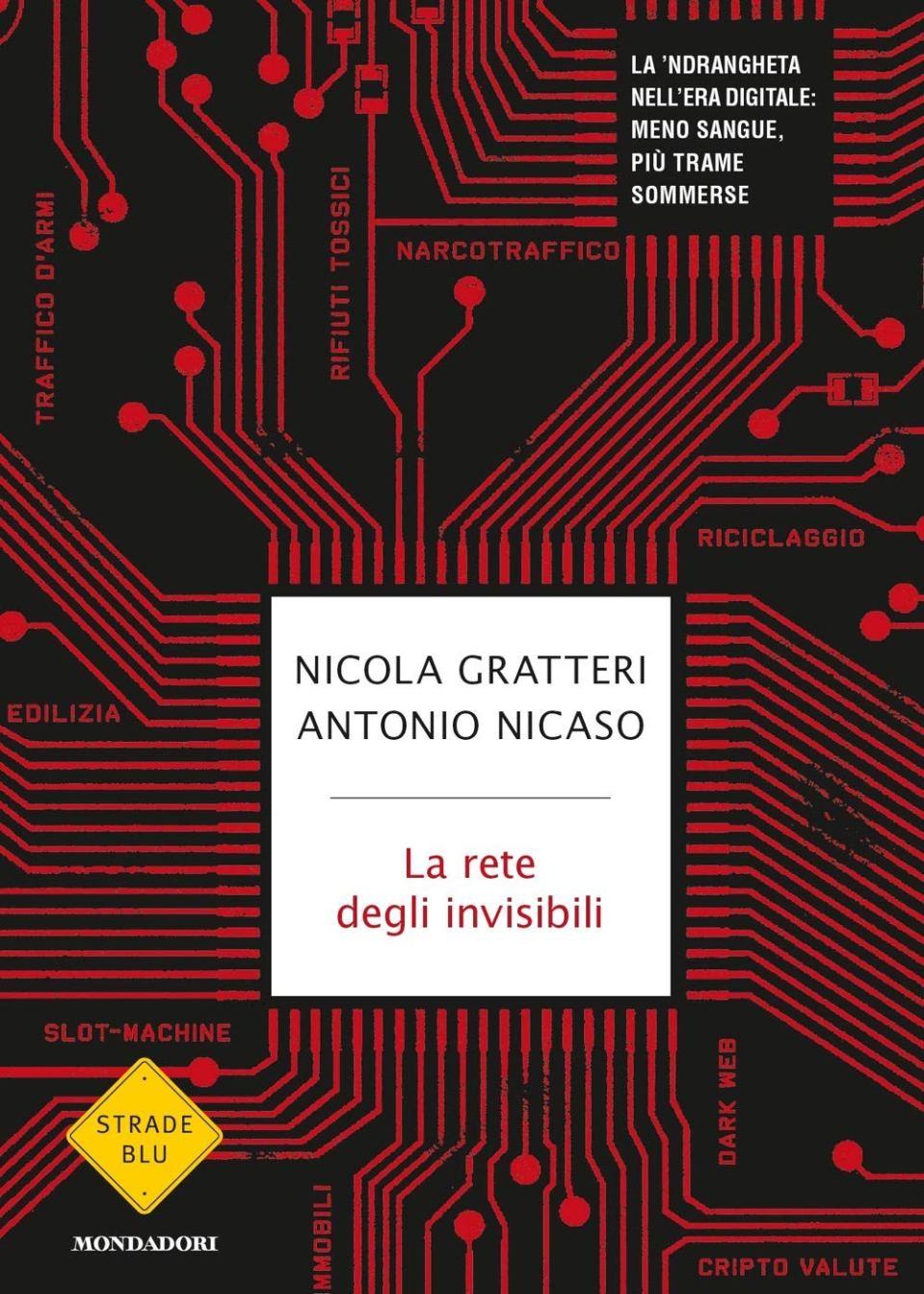 La rete degli invisibili Book Cover