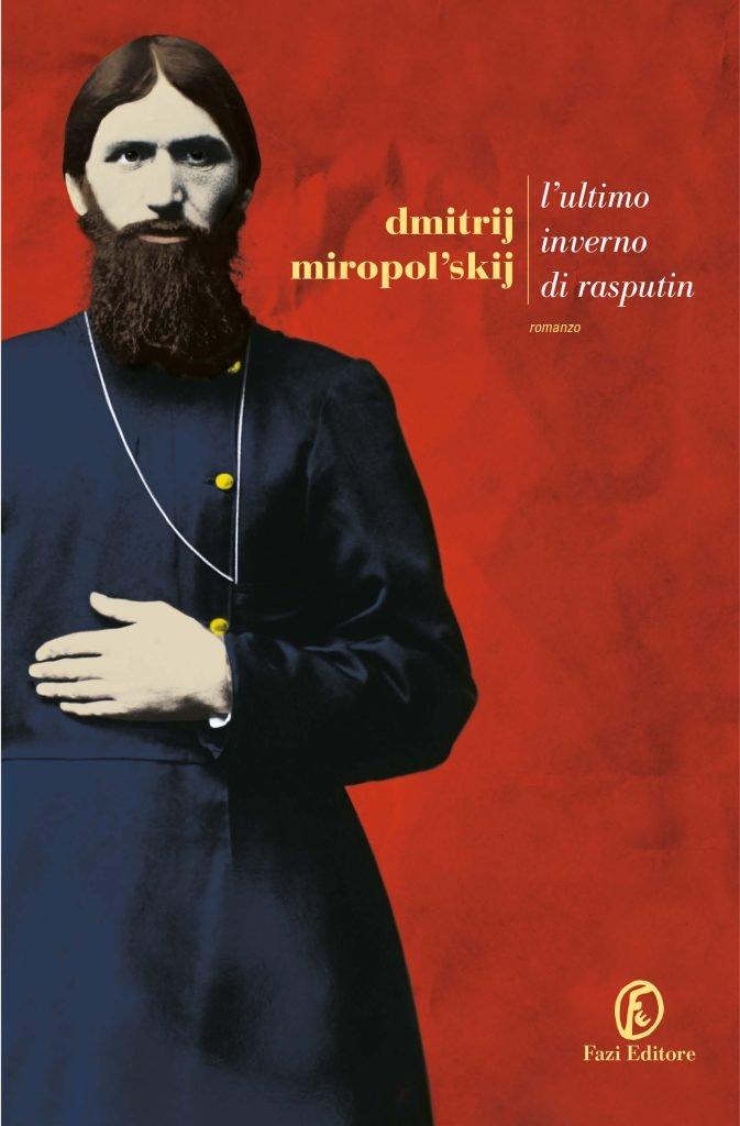 L'ultimo inverno di Rasputin Book Cover