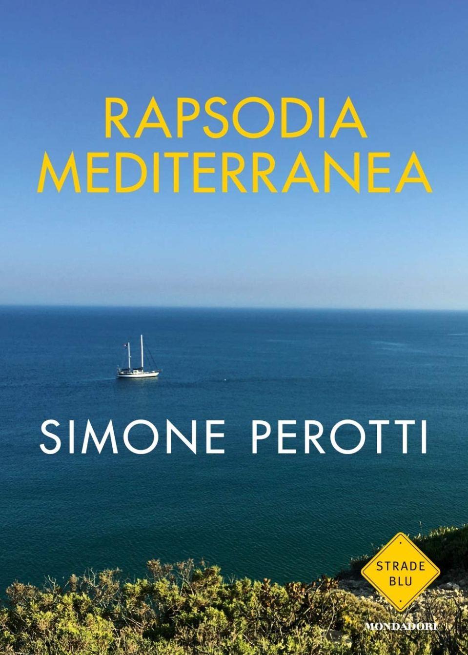 Rapsodia Mediterranea Book Cover