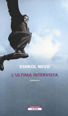 L'ultima intervista Book Cover