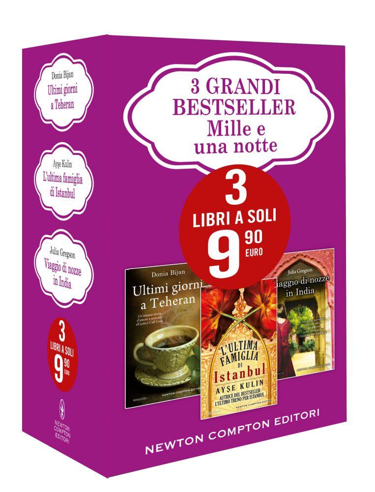 3 Grandi Bestseller - Mille e una notte Book Cover