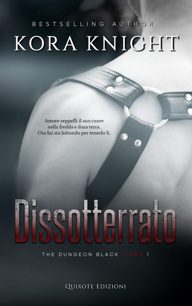 Dissotterrato Book Cover