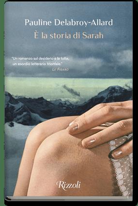E' la storia di Sarah Book Cover