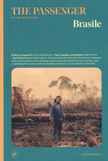 Brasile. The Passenger. Per esploratori del mondo Book Cover