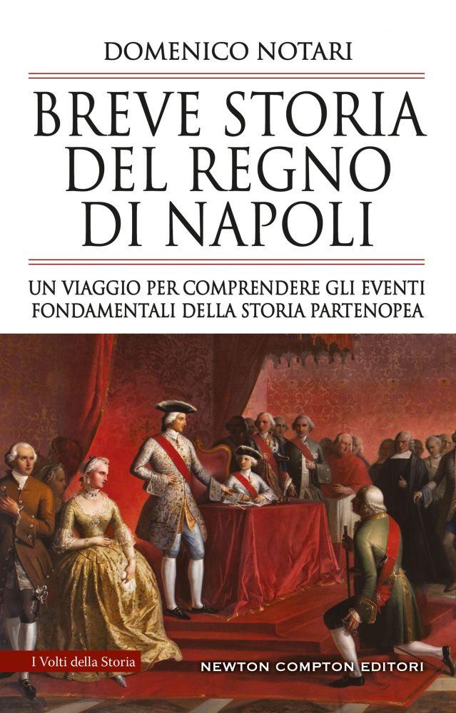Breve storia del Regno di Napoli Book Cover