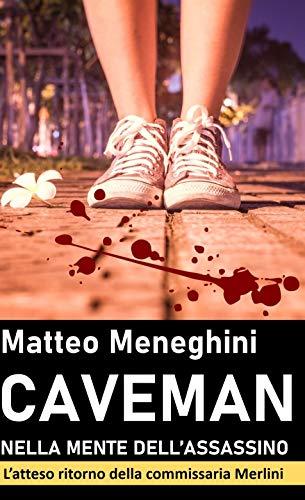 Caveman: Nella mente dell'assassino Book Cover