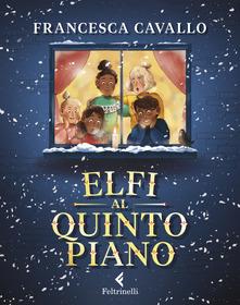Elfi al quinto piano Book Cover