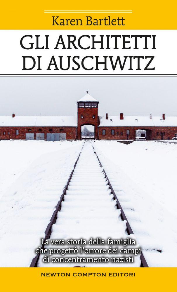 Gli architetti di Auschwitz Book Cover