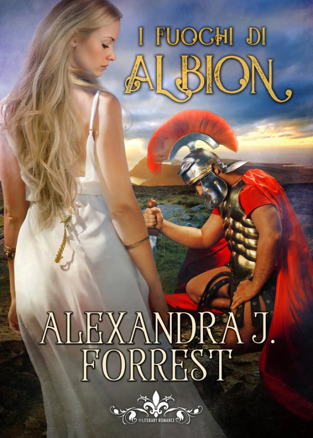 I fuochi di Albion Book Cover