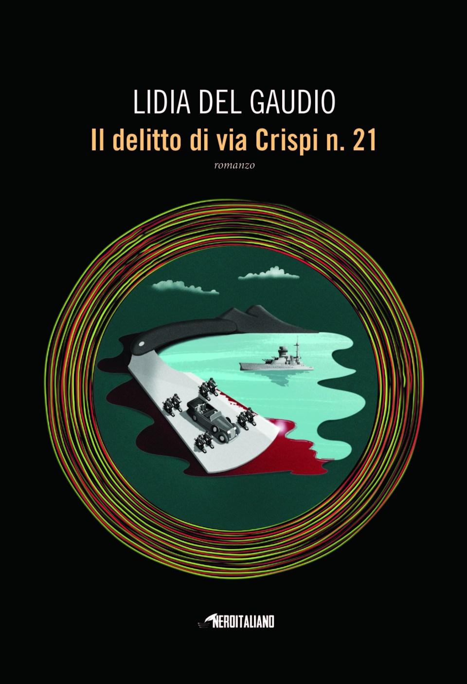 Il delitto di via Crispi, 21 Book Cover