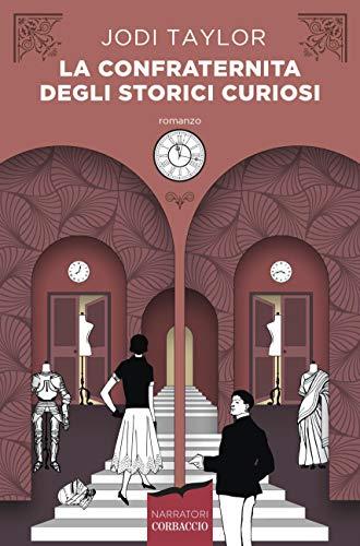 La confraternita degli storici curiosi Book Cover