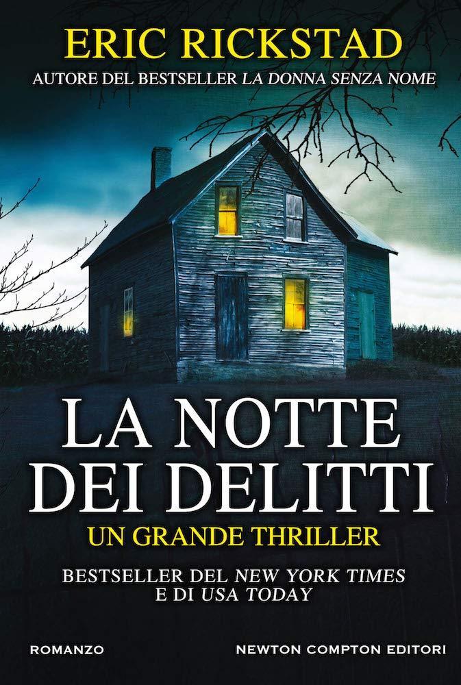 La notte dei delitti Book Cover