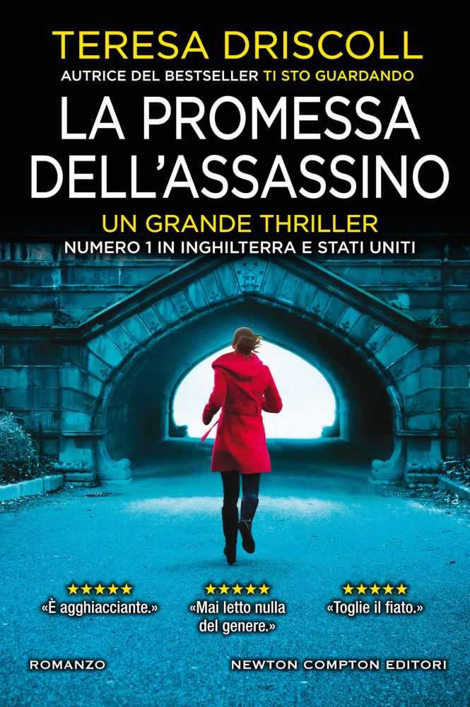 La promessa dell'assassino Book Cover