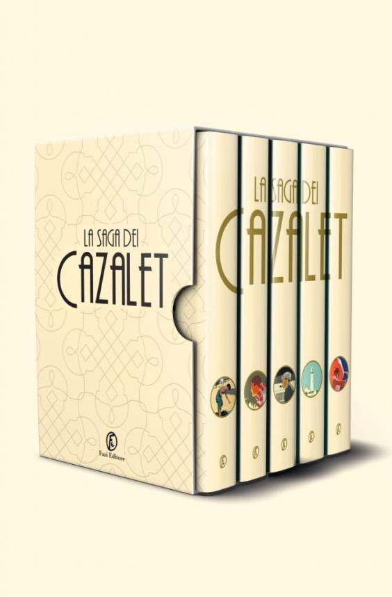 La Saga dei Cazalet Book Cover
