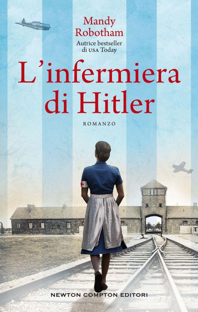 L'Infermiera di Hitler Book Cover