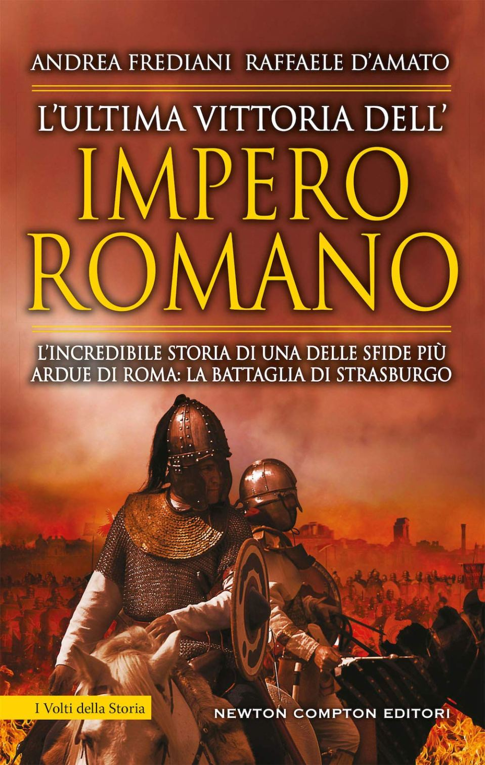 L'ultima vittoria dell'Impero Romano Book Cover