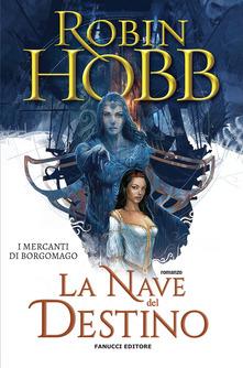 La nave del destino Book Cover