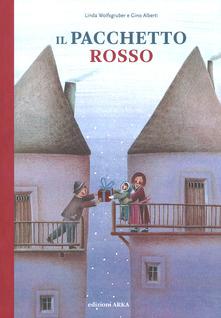 Il pacchetto rosso Book Cover