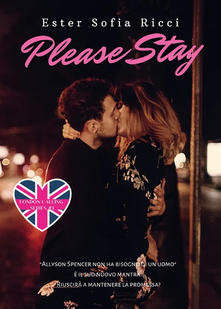 Please stay Book Cover