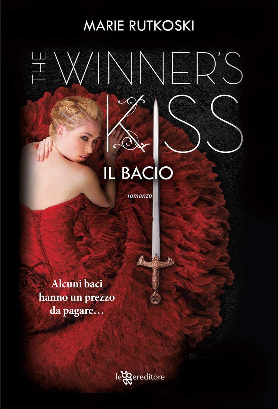 The Winner's Kiss. Il bacio Book Cover
