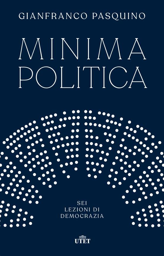 Minima politica - Sei lezioni di democrazia Book Cover