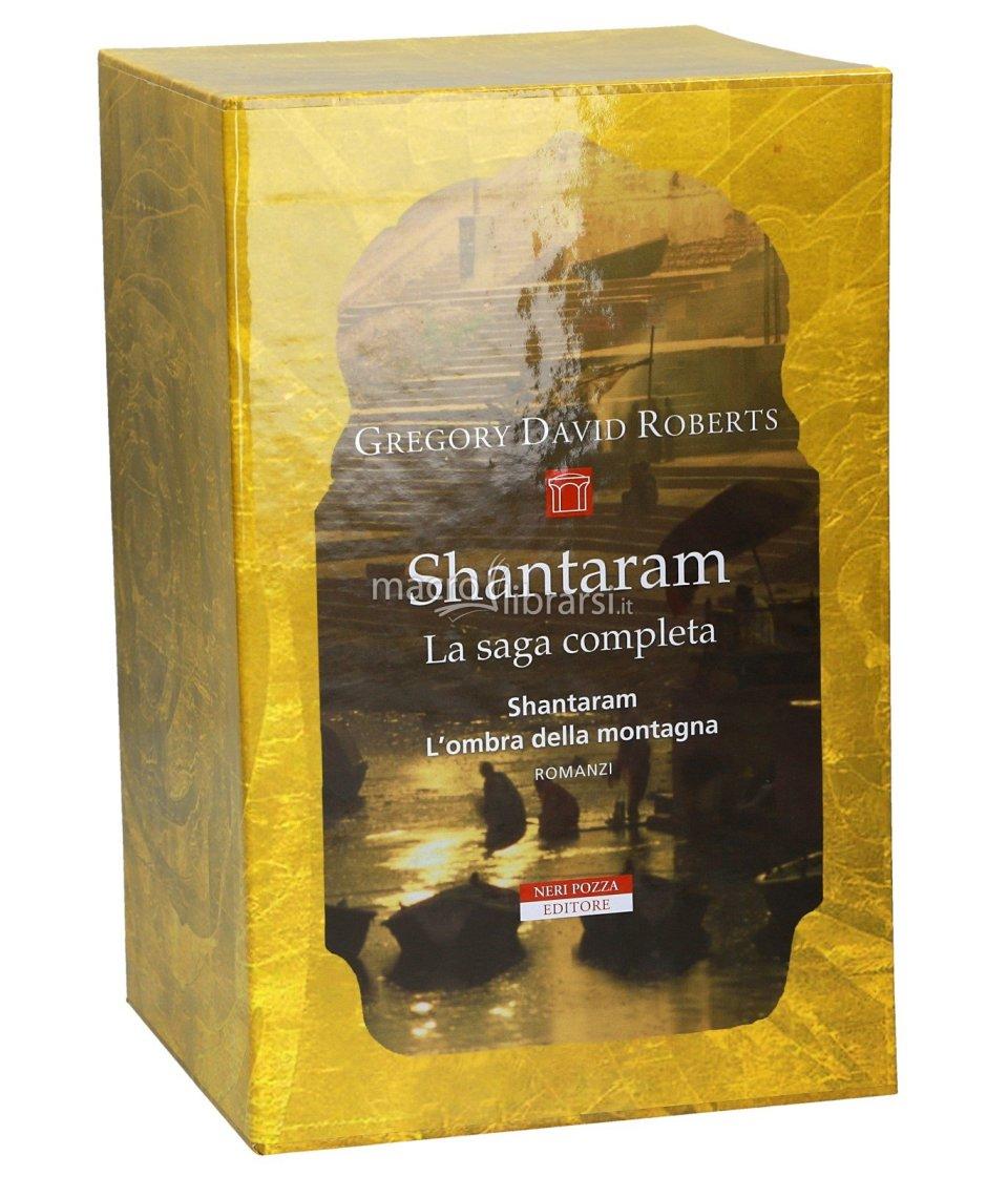 Shantaram. La saga completa Book Cover