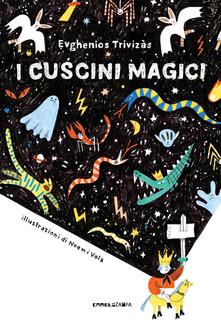 I cuscini magici Book Cover