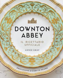 Downton Abbey. Il ricettario ufficiale Book Cover