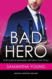 Bad Hero Book Cover