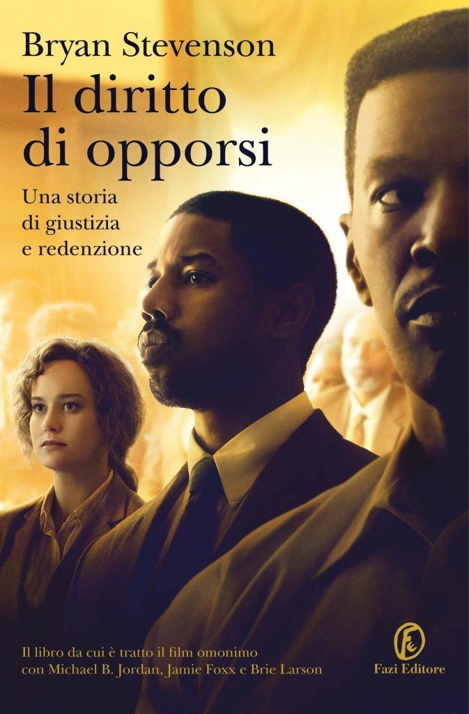 Il diritto di opporsi. Una storia di giustizia e redenzione Book Cover