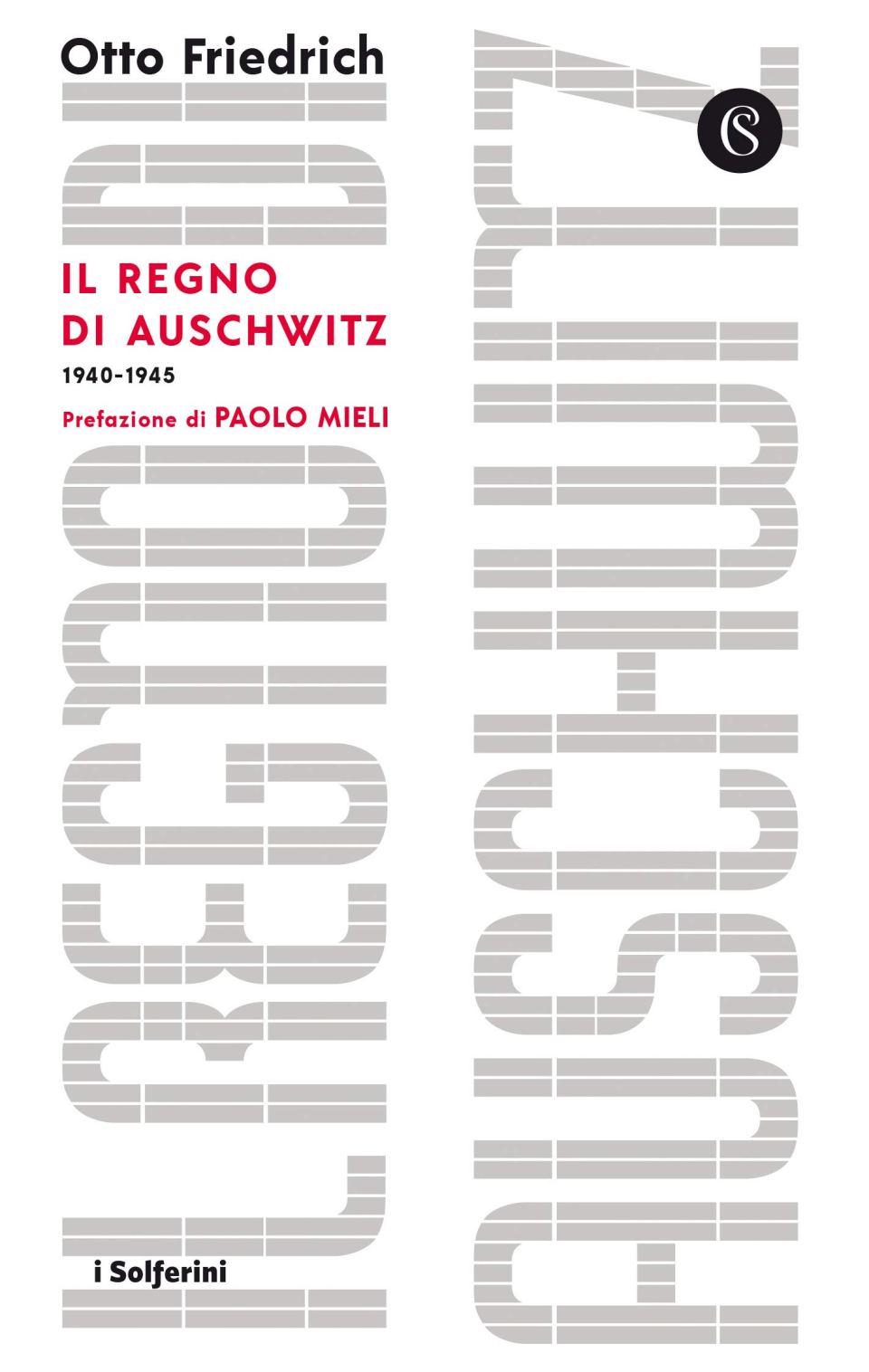 Il regno di Auschwitz Book Cover