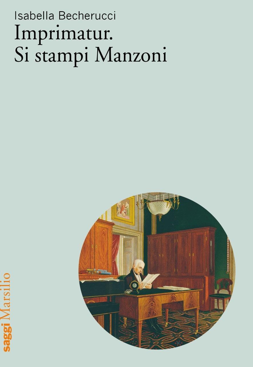 Imprimatur. Si stampi Manzoni Book Cover