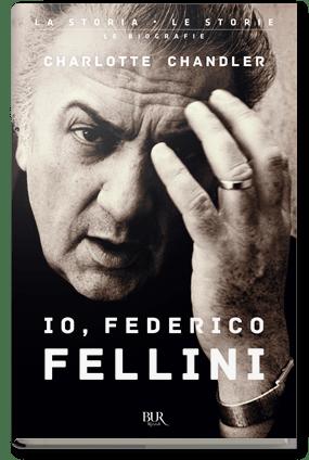 Io, Federico Fellini Book Cover