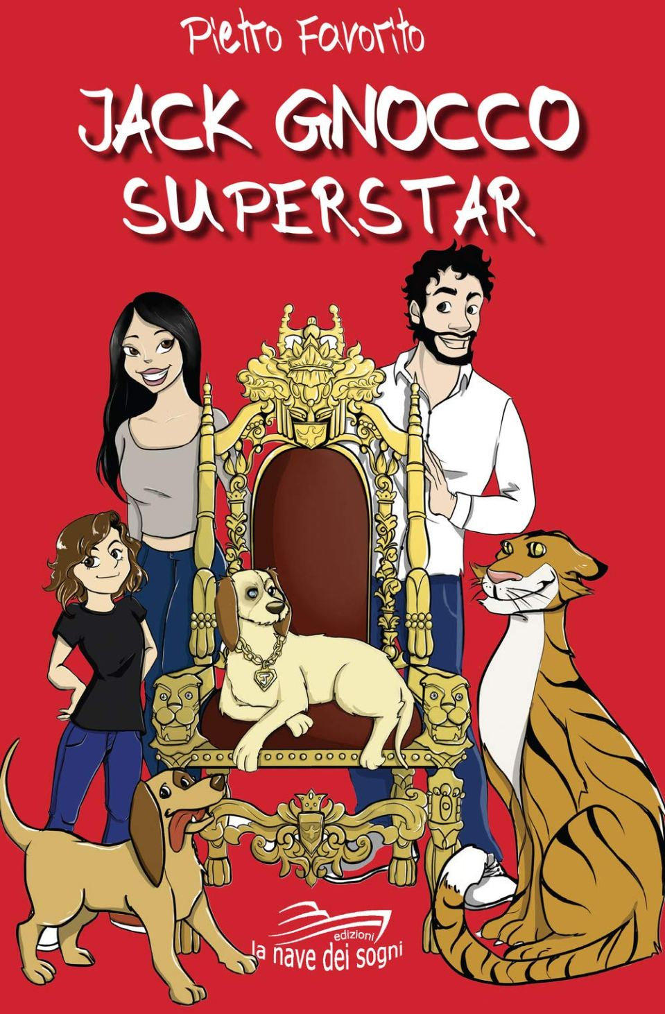 Jack Gnocco Superstar Book Cover